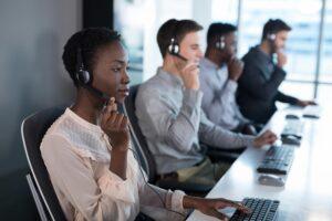 URA: automação de atendimento de vendas para trabalhar com equipe reduzida