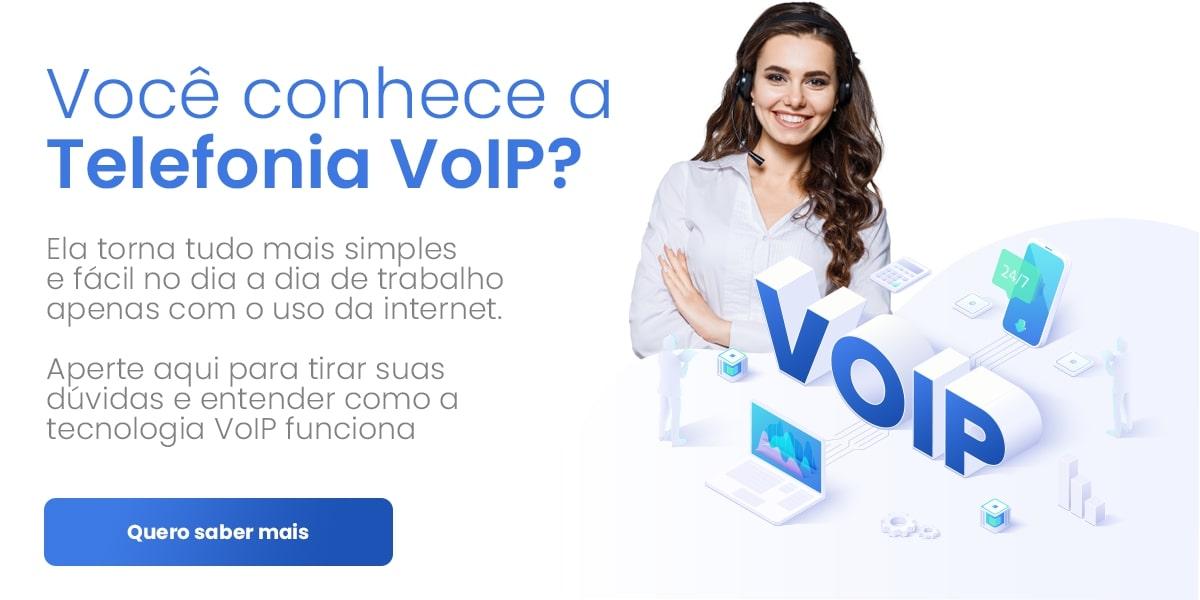 Você conhece telefonia VoIP Empresa Digital VulcaNet